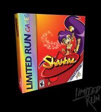Shantae - Game Boy Color - Limited Run Games