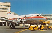SWA-SOUTHWEST AIRWAYS MARTIN 2-0-2  1957 Airplane Postcard
