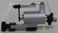 Rotary Professional Lightweight Tattoo Machine Handmade Unit Maxon Motor Grey