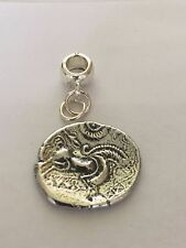 Celtic Amorican Stater Coin Wc78 With 5mm Hole fit Pendant Charm Bracelet