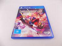 Mint Disc Playstation 4 Ps4 Samurai Warriors 4 - II 2 Free Postage