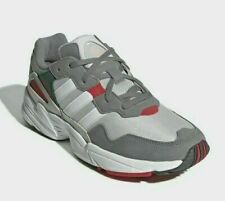 ADIDAS ORIGINALS YUNG 96 MENS TRAINERS GREY MULTI SIZE 7.5 EUR 41.5 RRP £84.95