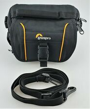 Lowepro Adventura SH 110 II Small Camera & Camcorder Carry/Shoulder Bag Open Box