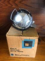 NEW Vintage Bell & Howell Super 8 Movie Camera Light 46483 Antique WORKS