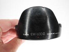 Canon EW-83DII / EW-83D II Camera Lens Hood For EF 24mm f/1.4L USM
