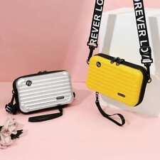 Bag Carry Travel Gym Duffle Luggage Duffel Tote Sport Men Leather Handbag Black
