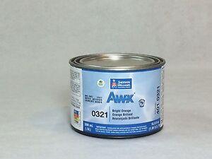 Sherwin williams - Awx - Orange Vif 0.5 Liter - 401.0321