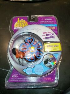 Hit Clips Discs Hilary Duff Come clean Deluxe Personal Player