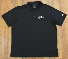 Adidas Embroidered Phoenix Mercury Team Issued Black SS Polo-2XL-NWOT