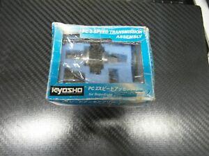 2-speed transmission assembly # GTW20V, new, Kyosho