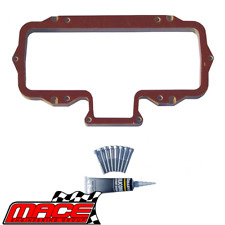MACE 25MM PERF. PLENUM SPACER KIT FOR HOLDEN COMMODORE VX VY ECOTEC L36 3.8 V6