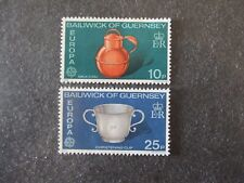 Guernsey #135-36 Mint Hinged- I Combine Shipping (5CE6)