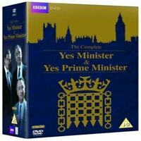 Yes Minister / Yes Premier Ministre Complet Neuf DVD Région 2
