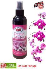 new DOFF ORCHID MISTER SPRAY NUTRIENT MIST MYST FLOWER 180ml 1st class postfree