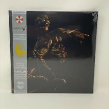 Capcom Resident Evil 0 Zero Video Game Soundtrack Vinyl Record LP Nintendo