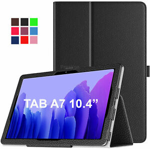 """For Samsung Galaxy Tab A7 10.4"""" (2020) SM-T500/T505  Smart Flip Stand Case Cover"""