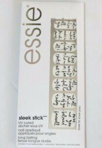 ESSIE SLEEK STICK  LOVE TO LOVE YOU NAIL LINGERIE T-7