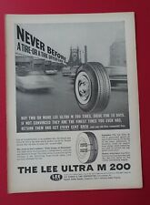 1961 Lee Ultra M 200 Tires AD