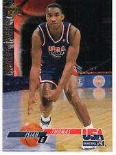figurina CARD BASKET NBA 1994/95 NEW numero 72 ISIAH THOMAS