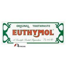 Euthymol Original Toothpaste Tube - 75 ml