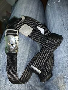 "PETMATE DOG HARNESS 3/4"" X 20-28"" COAL MINT!!"