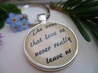 Harry Potter Keyring - Love - Jewellery - Silver - Chain - Bag Charm - Keychain