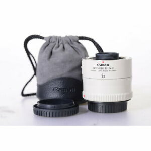 Canon Telekonverter / Extender EF 2x II - Modell 6846A003 - 2xII Converter