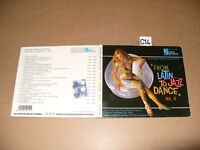 From Latin to Jazz Dance 4 -  2003 cd is Ex+/Digipak good/very good