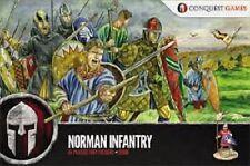 28MM NORMAN INFANTRY - CONQUEST GAMES - DARK AGE - VIKING - NORMAN - SAXON SAGA