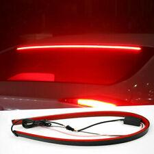 Car Flexible 3rd High Brake Rear LED Signal Light Strip Windshield Stop Bar 90cm