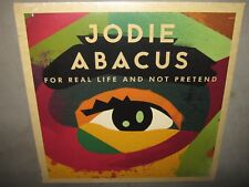 JODIE ABACUS For Real Life and Not Pretend RARE SEALED NEW Vinyl EP 2016 HH005LP
