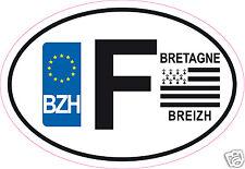Autocollant sticker département 56 Bretagne