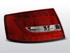 LDAUC5 Fari Fanali Posteriori Audi A6 4F berlina 04-08 a led 7-pin rosso TuningS