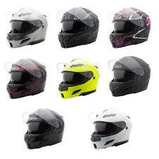 Adult GMAX GM54 Modular Helmet Flip-Up Flip Jaw Motorcycle Off Road DOT