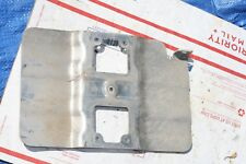 2005 CAN AM BOMBARDIER-ROTAX 4X4 400 OEM PLATE //FREE SHIPPING//