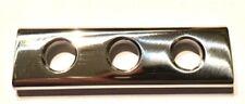 1 Set New Stainless Steel Spacer Bar PENN 500/505/SurfMaster 250/Newell 338 440