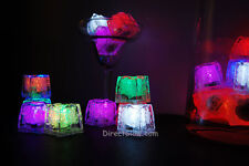 Set of 24 Litecubes Brand Assorted Light up LED Ice Cubes