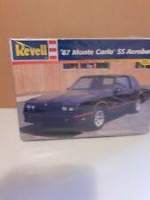 Revell `87 Chevrolet  Monte Carlo Aeroback