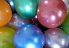 MIX PARTY BALLOONS 100 PACK