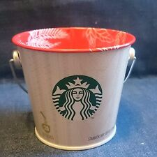 F/S Starbucks JAPAN 2016 Holiday can mini bucket pot bowl case interior goods