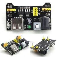 5Pcs Power Supply Module Board MB102 Breadboard 3.3V/5V For Arduino New Ic ww