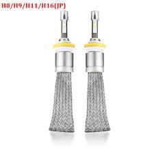 LAMPADA H11 MODELLO R3 ML-CREE XHP 50 5500LM 6000K RAFFREDDAMENTO A TRECCIA