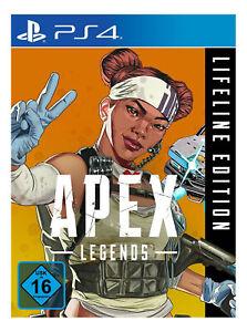 APEX Legends -- Lifeline Edition (Sony PlayStation 4, 2019)