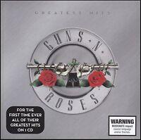 GUNS N ROSES - GREATEST HITS CD ~ AXL ROSE N' SLASH ~ SWEET CHILD~ BEST OF *NEW*