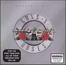 GUNS N ROSES - GREATEST HITS CD ~ AXL ROSE N' SLASH ~ SWEET CHILD~ BEST OF *NEW*