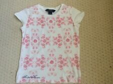 Girls Pretty RALPH LAUREN Floral T Shirt.  Age 5.  Lovely Condition.