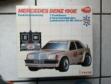 Mercedes Benz 190 E - im orginal Karton -mit Fernsteuerung von Taiyo/Dickie