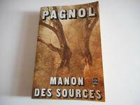 LIVRE DE POCHE - MANON DES SOURCES / PAGNOL - 1973