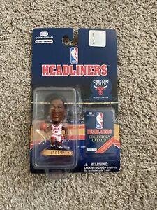Scottie Pippen Chicago Bulls Mini Figure Corinthian Vintage Headliners NBA 1996