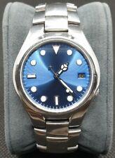 Seiko 7009 6001 modified with Blue Metallic Sunburst dial